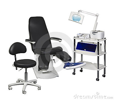 Pedicure equipment