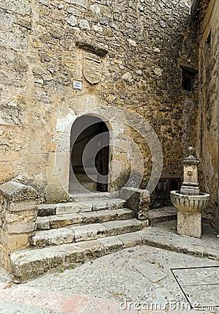 Pedraza. Old Jail