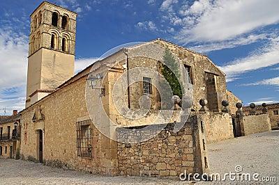 Pedraza, Segovia province, Castile, Spain