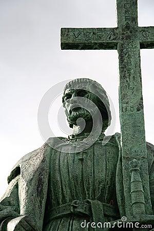 Pedro Alvares Cabral Statue