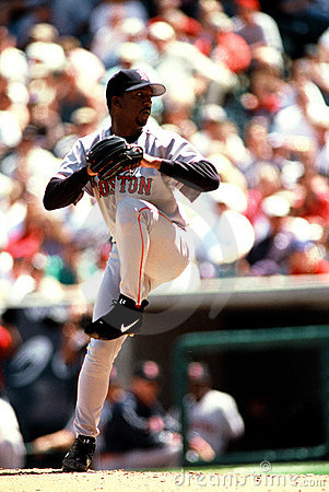 Pedro Martinez Editorial Photo