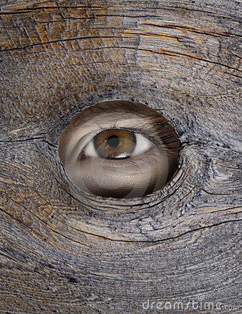 Free Peeping Tom Stock Photo - 6779430
