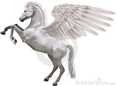 Pegasus Royalty Free Stock Photography - Image: 2591187