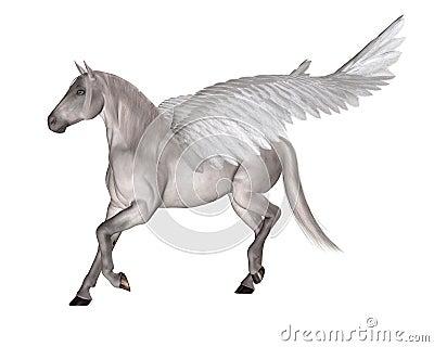 Pegasus el caballo con alas