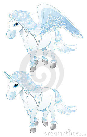 Pegasus and Unicorn