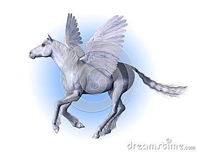Pegasus - Winged Horse