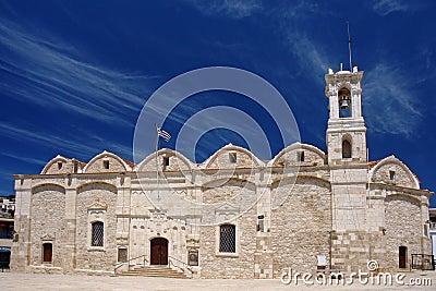 Pegeia orthodox church in cyprus
