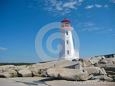Peggy s cove lighthouse