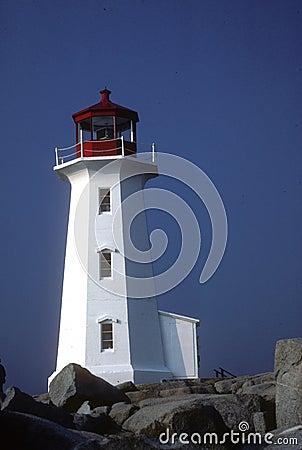 Peggy s Cove Lighthouse - Nova Scotia