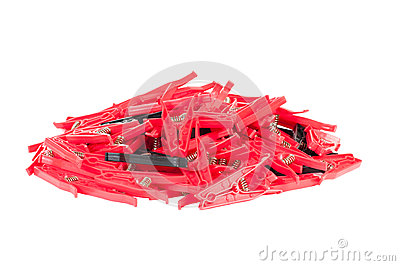 Pegs Royalty Free Stock Photos - Image: 27187608