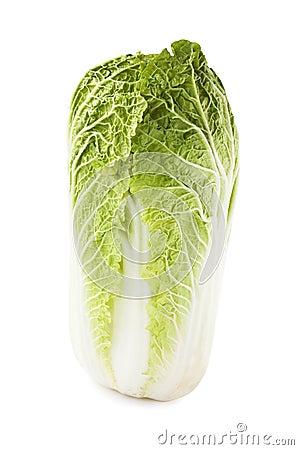 Free Peking (celery) Cabbage Isolated Stock Image - 17907441