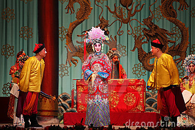 Peking Opera Editorial Photo