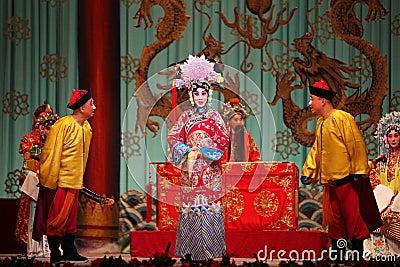 Peking Opera Editorial Photo