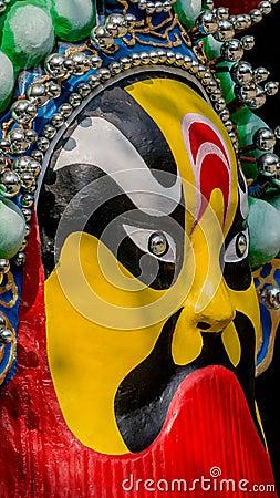 Free Peking Opera Mask Royalty Free Stock Images - 104638259