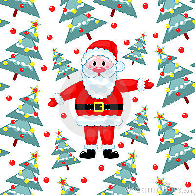 Pele-árvores e Santa