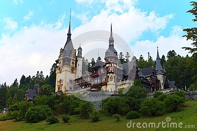 Дворец Peles, Румыния
