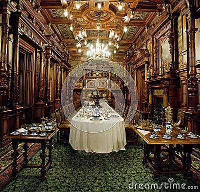 Free Peles Castle Royalty Free Stock Photos - 23134868