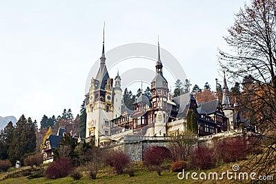 Peles Castle II