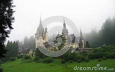 Peles Castle – Romania