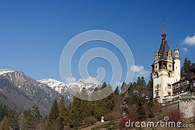 Peles Castle Sinaia, Romania