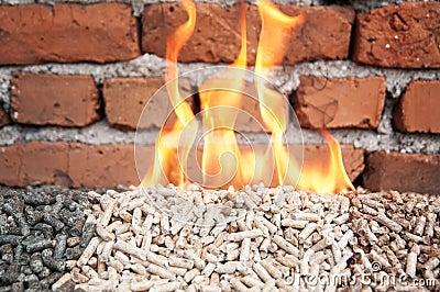 Pellets-Biomass