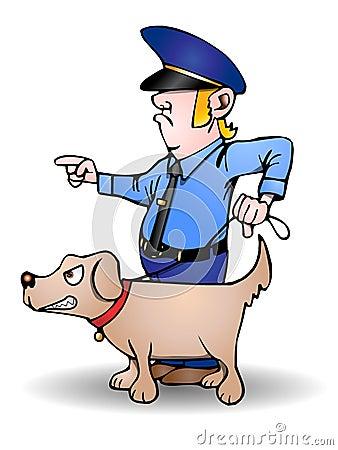 Pelotón del perro