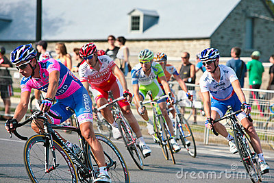 The Peloton racing Editorial Image