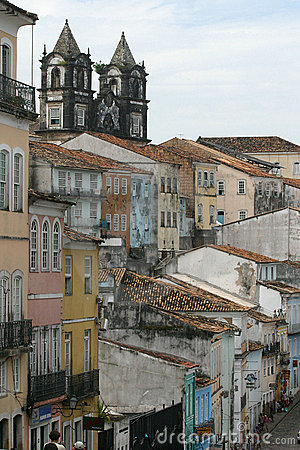 Pelourinho bahia Editorial Stock Photo