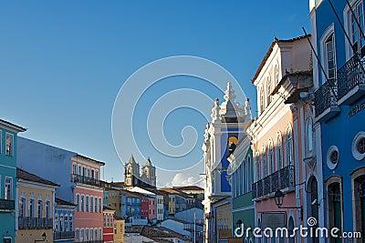 Pelourinho Salvador Bahia