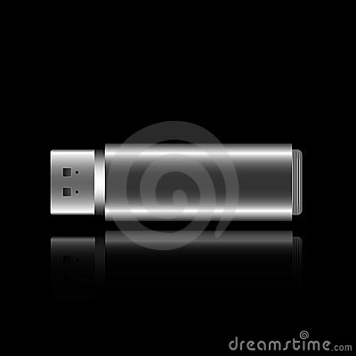 Pen drive background