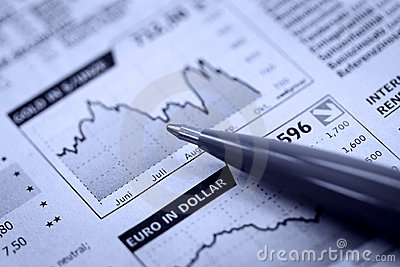 Pen and economy newspaper