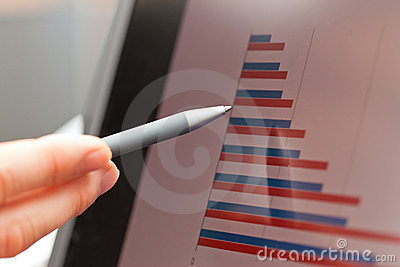 Pen, graph and screen