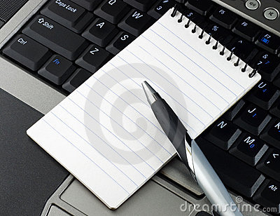 Pen Notebook Computer