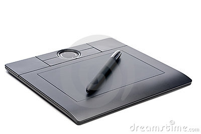 A pen or stylus computer device