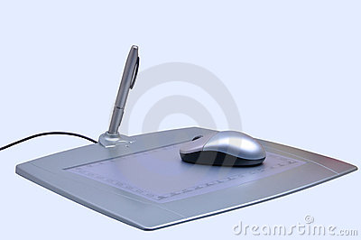 Pen tablet