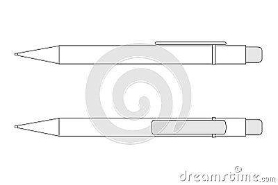 Pen in vectors