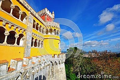 Pena castle, Sintra