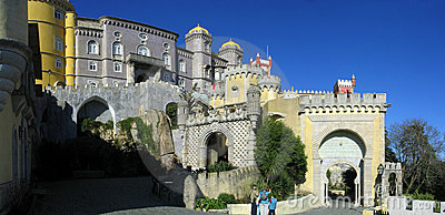 Pena Royal Palace