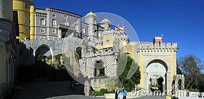 Pena Royal Palace