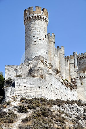 Penafiel Castle (Vertical)