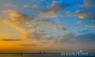 Penang Bridge - A New Tomorrow