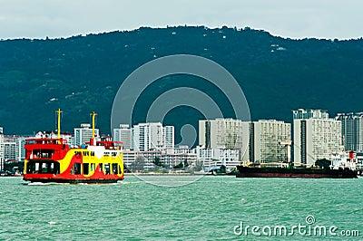 Penang Ferry Service
