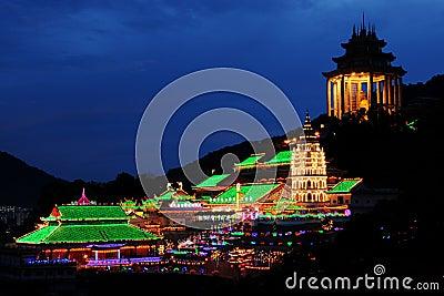 Penang Kek Lok Si Temple, Malaysia