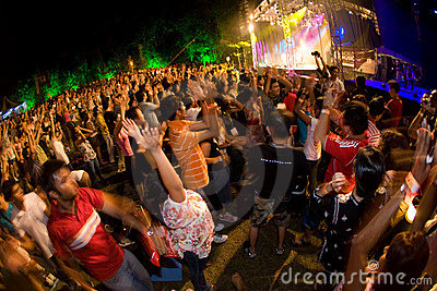 Penang World Music Festival Editorial Image