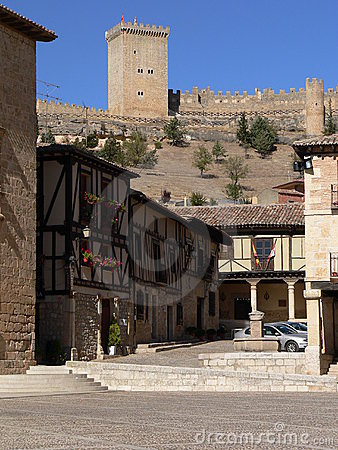 Penaranda de Duero, Spain