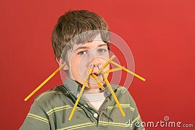 Pencil boy