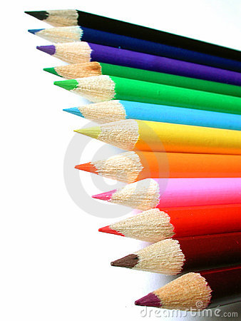 Free Pencil Crayons Stock Image - 288141