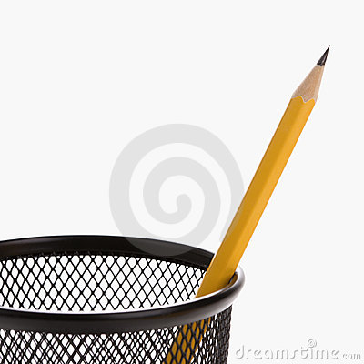 Free Pencil In Holder. Royalty Free Stock Image - 2425696