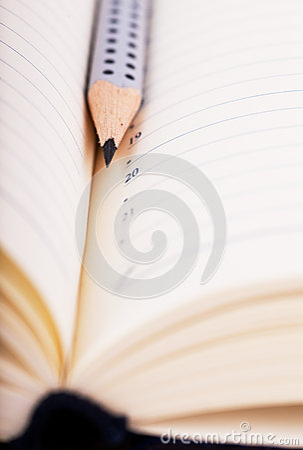 Pencil and organizer