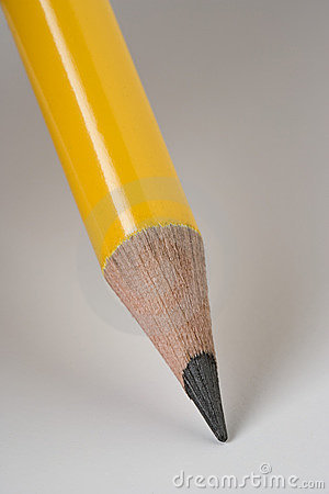 Free Pencil Point Stock Photography - 10415442